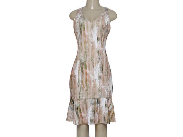 Vestido Feminino Borda Barroca 519438 Estampado