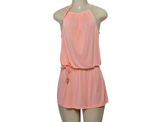 Vestido Feminino Cia Maritima 2759 591 Coral