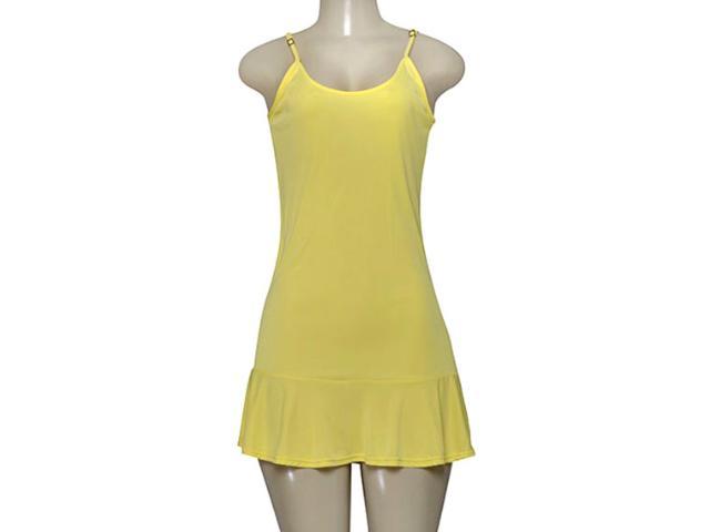 Vestido Feminino Cia Maritima 1405 171 Amarelo