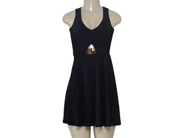 Vestido Feminino Coca-cola Clothing 443202052 Preto