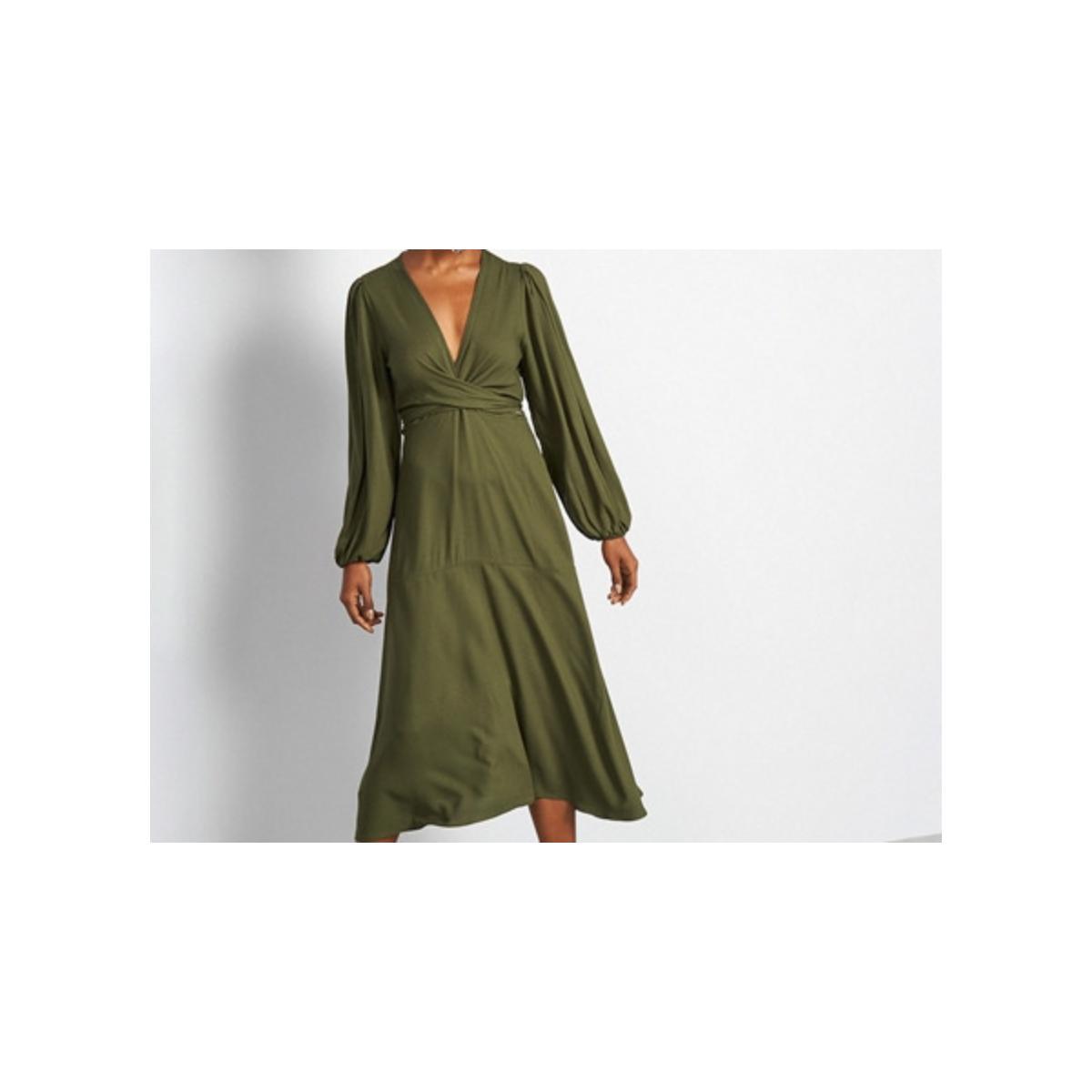 Vestido Feminino Colcci 440110778 39011 Verde