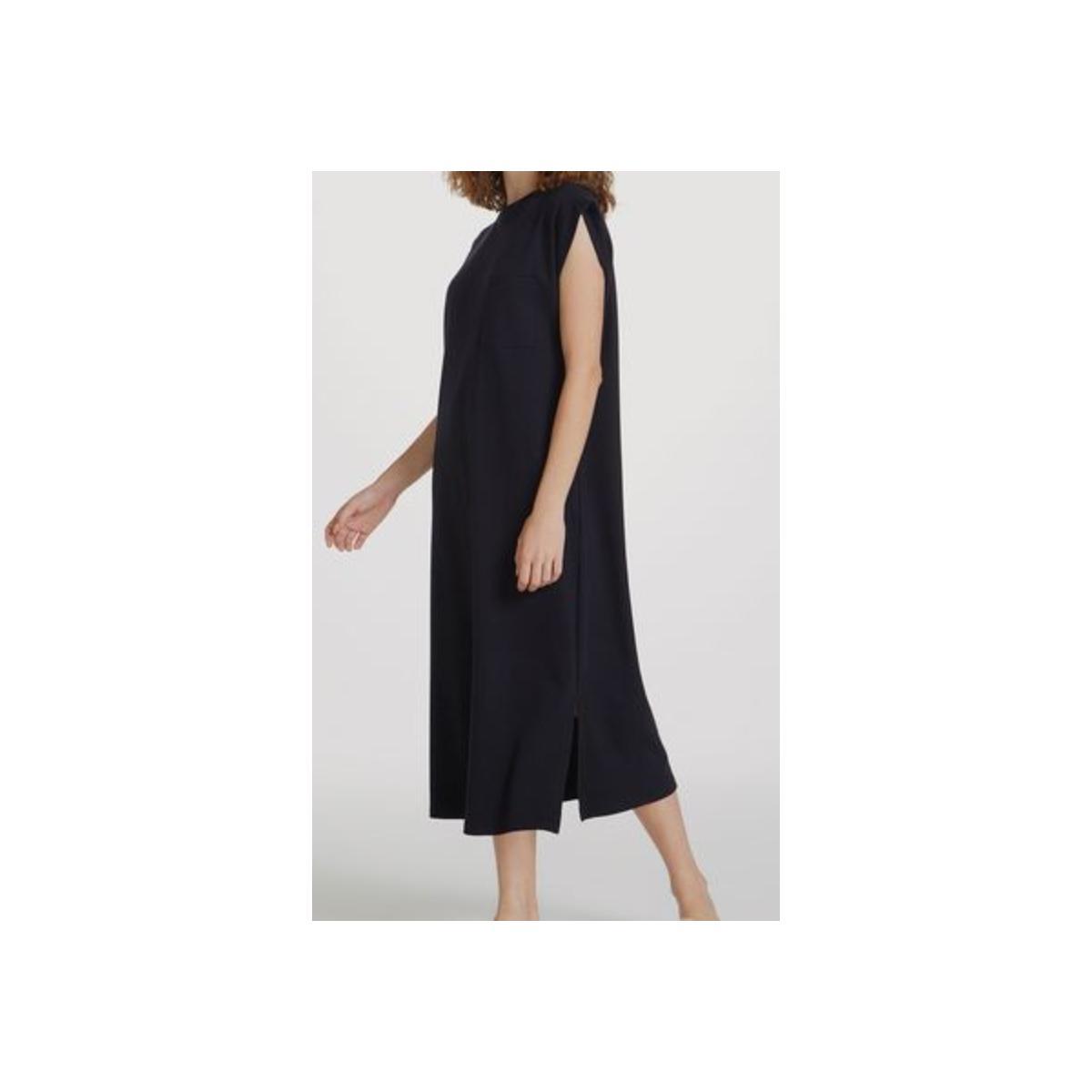 Vestido Feminino Hering 0b67 N10en Preto