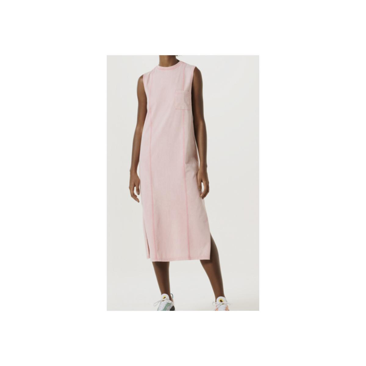 Vestido Feminino Hering 7cc0 Kapen Rosa