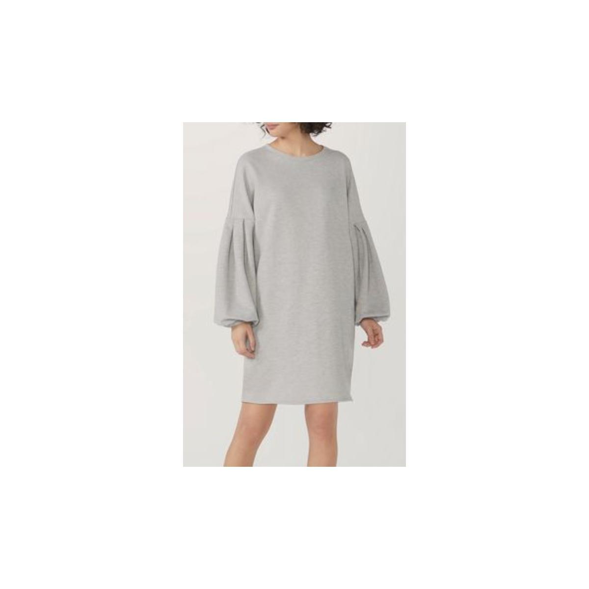 Vestido Feminino Hering Kids 5ax0 M2hen  Mescla