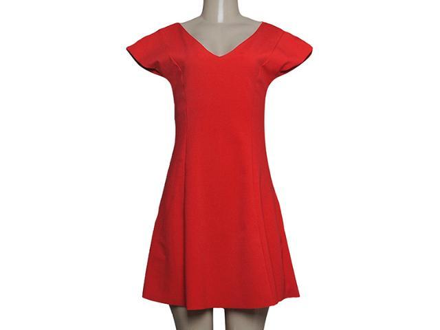 Vestido Feminino Intuição 142292 Vermelho