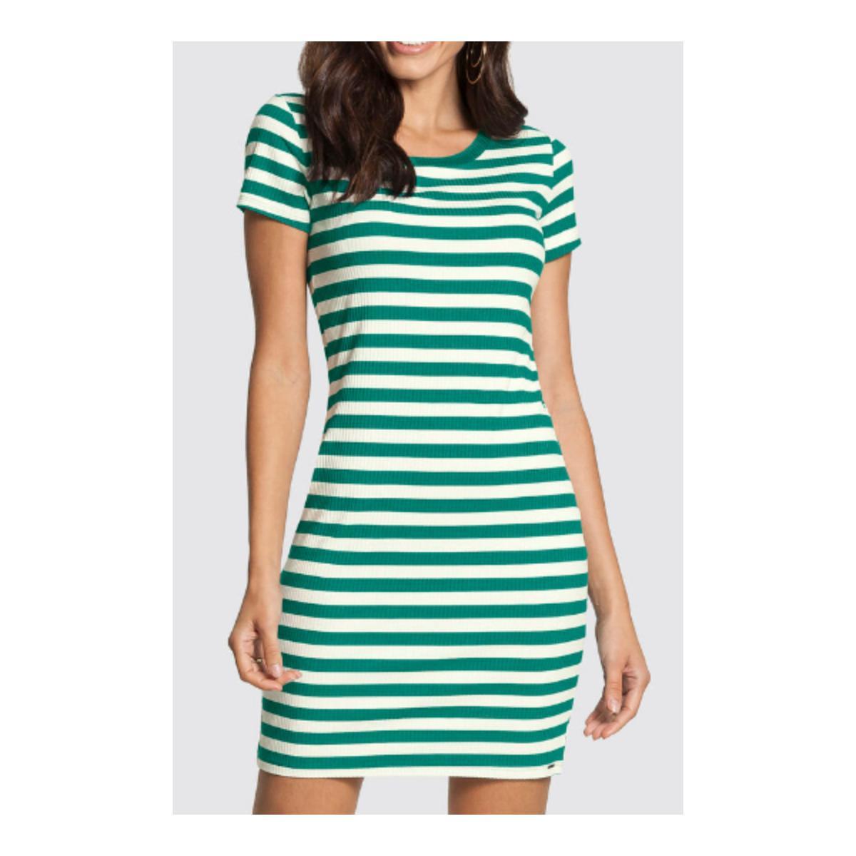 Vestido Feminino Lunender 46575 Verde