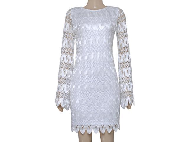 Vestido Feminino Moikana 160128 Off White