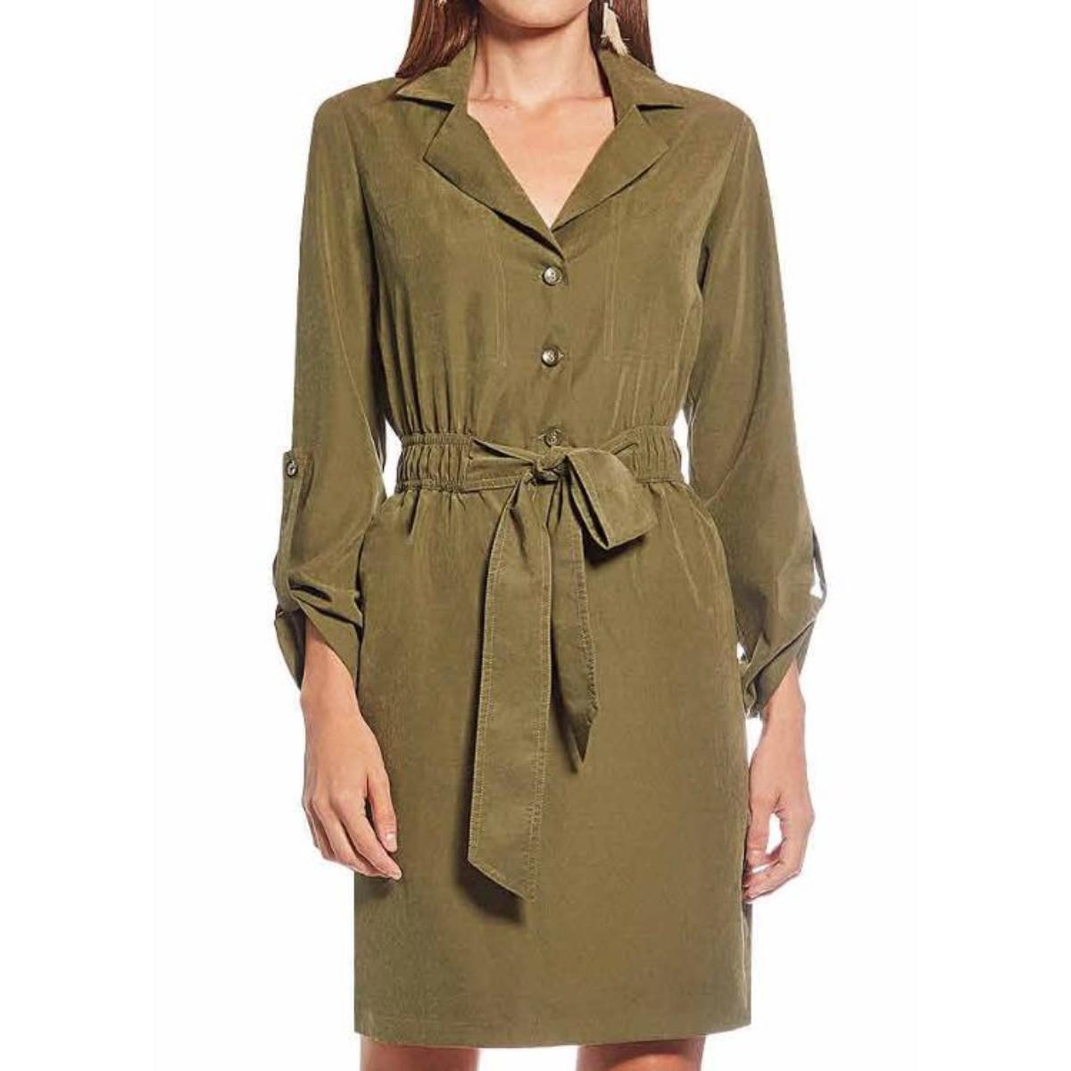 Vestido Feminino Morena Rosa 10000108883 Verde