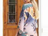 Kimono Feminino Mercatto 2837161 004 Estampado
