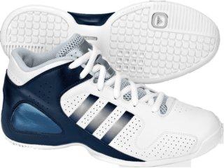 Tênis Masculino Adidas Series G05579 Branco/azul - Tamanho Médio