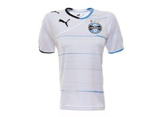 T-shirt Feminino Grêmio C5001f Branco - Tamanho Médio