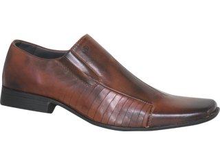 Sapato Masculino Perlatto 5507 Pinhao - Tamanho Médio