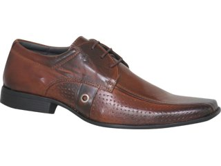 Sapato Masculino Perlatto 5505 Pinhao - Tamanho Médio