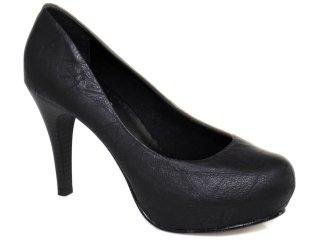 Sapato Feminino Maina Cardoso 6301 Preto - Tamanho Médio