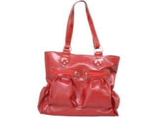 Bolsa Feminina Laren 192 Vermelho - Tamanho Médio