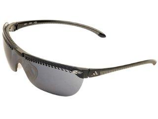 óculos Feminino Adidas A137/00 6050 Gazzele Preto/cinza - Tamanho Médio