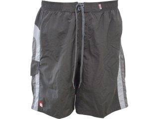 Short Masculino Adidas P03310 Khaki - Tamanho Médio