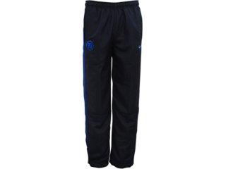 Calça Masculina Nike 326621-010 Preto/azul - Tamanho Médio