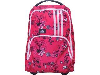 Mochila Fem Infantil Adidas V42752 Disney Cereja - Tamanho Médio