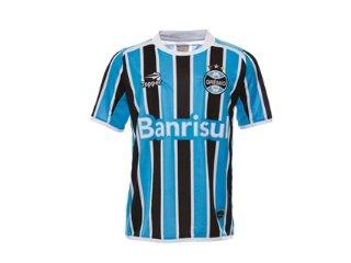 Camisa Uni Infantil Grêmio C7000j 2011  Tricolor - Tamanho Médio