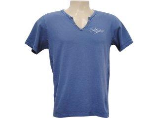 Camiseta Masculina Coca-cola Clothing Coca-cola 353202217 Marinho - Tamanho Médio
