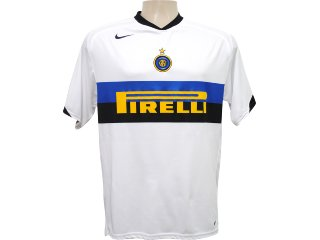 Camiseta Masculina Nike 106828 Branco - Tamanho Médio