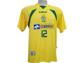 Camisa Unisex Dalponte Cbfs 71601/02/03 Amar - Tamanho Médio