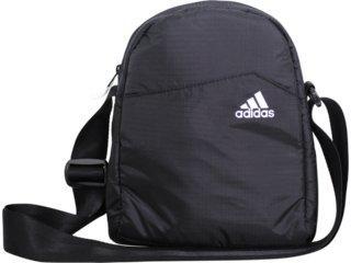 Bolsa Masculina Adidas V00439 Preto - Tamanho Médio