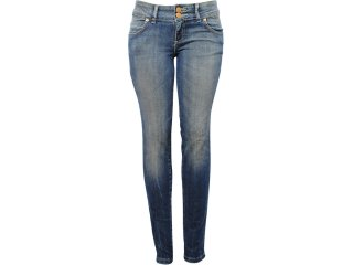 Calça Feminina Index 01.01.12067 Jeans - Tamanho Médio