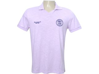 Camisa Masculina Mineral 92368 Lilas - Tamanho Médio