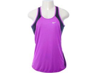 Regata Feminina Nike 458963-501 Violeta - Tamanho Médio
