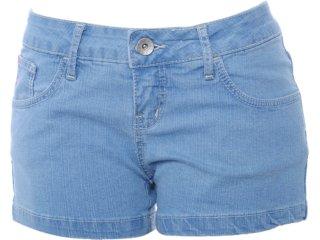 Bermuda Feminina Coca-cola Clothing 63200250 Jeans - Tamanho Médio