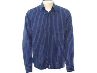 Camisa Masculina dj 01011147 Marinho - Tamanho Médio
