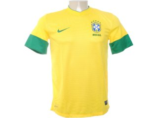 Camiseta Masculina Nike 447931-703 Amarelo/verde - Tamanho Médio