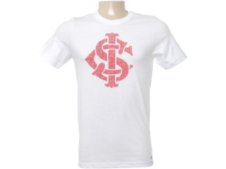 Camiseta Masculina Inter 531121-100 Branco - Tamanho Médio