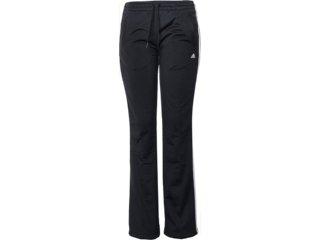 Calça Feminina Adidas X22382 Preto/branco - Tamanho Médio