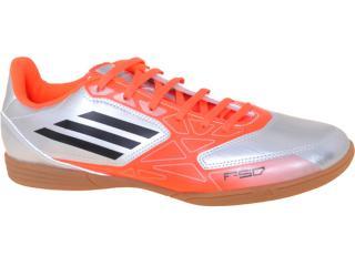 Tênis Masculino Adidas G61504 f5 in  Prata/laranja - Tamanho Médio