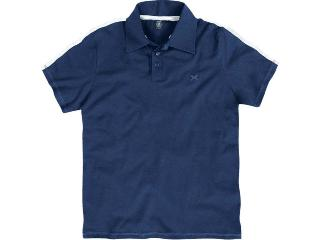 Camiseta Masculina Hering 03e2 Au410s Marinho - Tamanho Médio