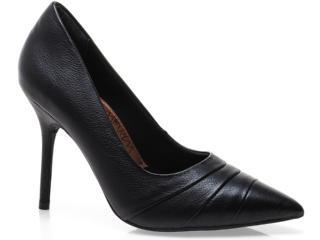 Sapato Feminino Ramarim 13-99103 Preto - Tamanho Médio