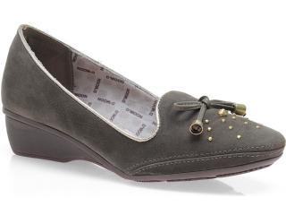 Sapato Feminino d Moon 10829 Bambu - Tamanho Médio