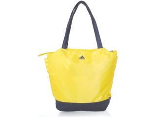 Bolsa Feminina Adidas Z29352 Amarelo/grafite - Tamanho Médio