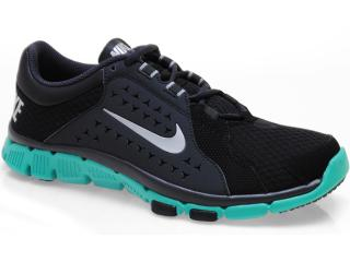 Tênis Masculino Nike 525730-009 Flex Supreme tr Preto/verde - Tamanho Médio