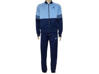 Abrigo Masculino Adidas Cd6362 Mts Pes Cosy Azul/marinho - Tamanho Médio