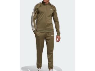 Abrigo Masculino Adidas Dv2469 Mts B2bas 3s Verde/branco - Tamanho Médio