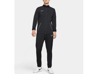 Abrigo Masculino Nike Cw6131-010 Dry Acd21 Trk  Suit Preto - Tamanho Médio