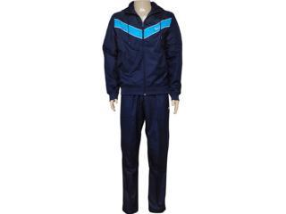Abrigo Masculino Nike 637751-451 Striker Pass Wvn Trk st Marinho - Tamanho Médio