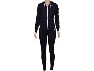 Abrigo Feminino Nike 623417-010 Jersey Cuffed  Preto - Tamanho Médio