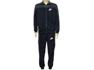 Abrigo Masculino Nike 861774-060 m Nsw Trk Suit pk Grafite/preto - Tamanho Médio