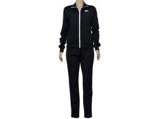 Abrigo Feminino Nike 830345-010 w Nsw Sportswear Suit  Preto/branco - Tamanho Médio