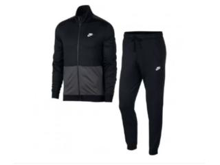 Abrigo Masculino 928109-011 Nike Sportswear Preto/chumbo - Tamanho Médio